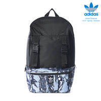 adidas Originals BP CAMP GRAPHIC (Black/Multi Color) (adidas originals backpack campus graphics)