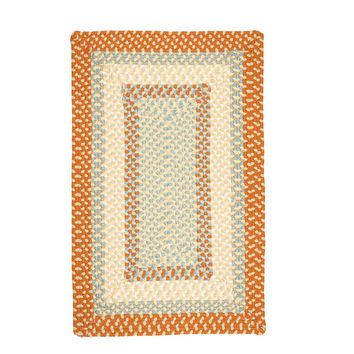 Colonial Mills MG29R024X036R Montego Tangerine Rectangular: 2 Ft. x 3 Ft. Rug - (In Rectangle)