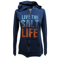 Salt Life | - Hazy SLX Long Sleeve Performance Hoodie