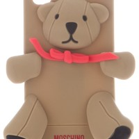 Moschino 'Gennarino' iPhone 5 case