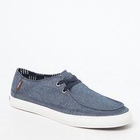 Vans Rata Vulc SF Chambray Shoes - Mens Shoes - Blue - 11