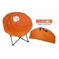 Clemson Tigers NCAA Ultimate Round Chair