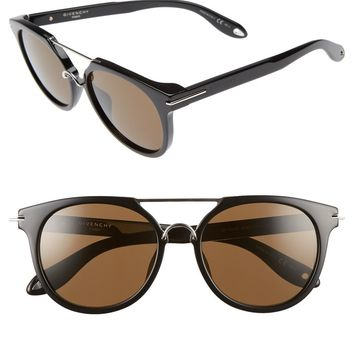 Givenchy 7034/S 54mm Round Sunglasses | Nordstrom
