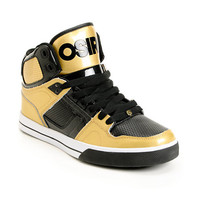 Osiris NYC 83 VLC Gold & Black Shoe at Zumiez : PDP