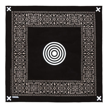 GEAR-024 open square 3M reflective bandana