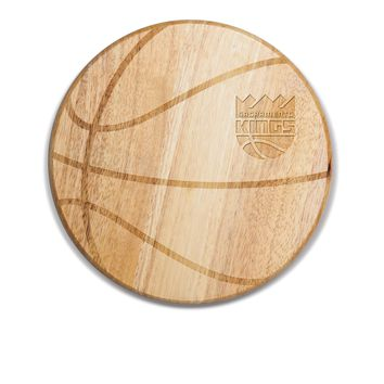 Sacramento Kings - 'Free Throw' Basketball Cutting Board & Serving Tray by Picnic Time
