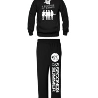 5 SECONDS OF SUMMER HOODIE AND SWEATPANTS FIVE SECOND OF SUMMER