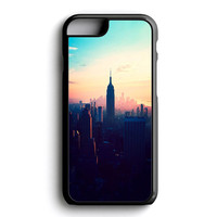 Colorful New York City Skyline iPhone 6 Case