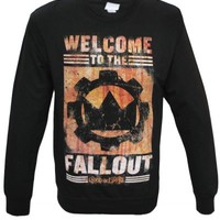 Crown The Empire (Fallout) Black Sweatshirt at firebrandstores.com