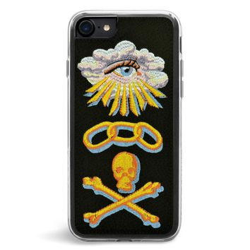 Life Embroidered iPhone 7/8 Case
