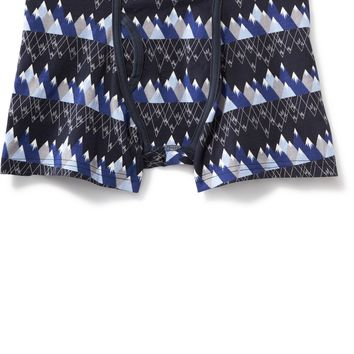Old Navy Mens Patterned Boxer Briefs