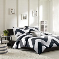 Libra Polyester Microfiber Printed Duvet Cover Set - Bedding | Mi Zone