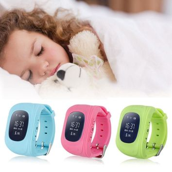 Smart Watch Activity Tracker Safe Phone Watch Anti-Lost For Family Child Kids for Android/iOS Phone