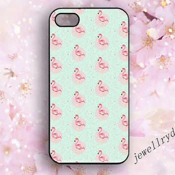 Red-crowned cranes iphone 5c case,Crane Damask Monogram iPhone 4/4s/5/5s Phone Case,Alice in Wonderland Crane Design Samsung Galaxy s3/s4/s5