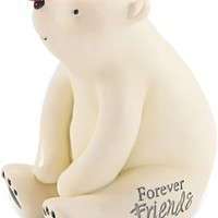 Forever friends Polar Bear Figurine