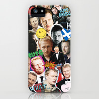 Greys Anatomy: Kevin McKidd iPhone & iPod Case by drmedusagrey