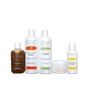 E'TAE Natural Products ETAE Gloss and Shine Set Unisex 5 Pack