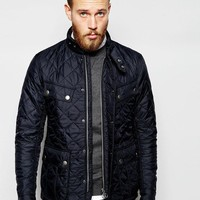 Barbour | Barbour Quilted International Jacket at ASOS