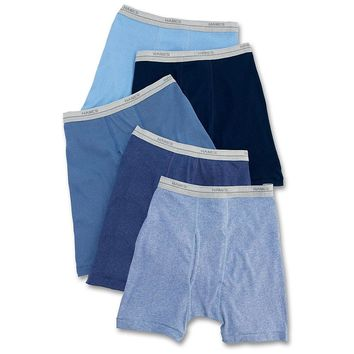 Hanes Boys' Boxer Brief 5 Pack