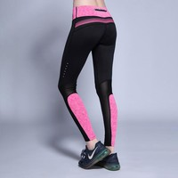 Women pencil yoga pants sweat pants compression pants