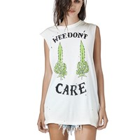 WEE DON'T CARE - WOMENS