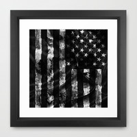 The State of the Union Framed Art Print by BinaryGod.com
