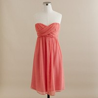 Wedding's Weddings & Parties - Wedding Reception Dresses - Taryn dress in silk chiffon - J.Crew