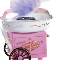 Nostalgia Electrics - Vintage Collection Old-Fashioned Carnival Cotton Candy Maker