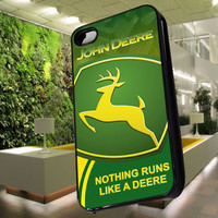 John Deere Tractors for iphone 4/4S/5/5S/5C case, Samsung Galaxy 3/4 case