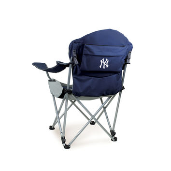 Reclining Camp Chair - New York Yankees