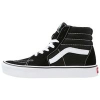 Vans SK8-HI LITE - High-top trainers - black/white - Zalando.co.uk