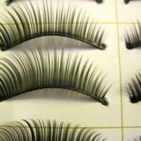DragonPad® 10 Pairs Handmade Natural Soft False Eyelashes Fake Eye Lash
