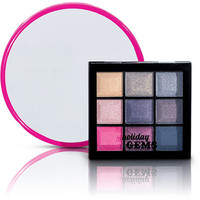 Holiday Gems Holiday Gems Mirror and Eye Shadow Palette Ulta.com - Cosmetics, Fragrance, Salon and Beauty Gifts