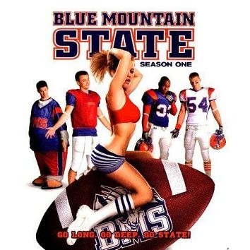Blue Mountain State Poster 11inx17in