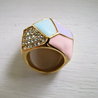 $58.50 The Candyland Ring by PRODUKT on Etsy