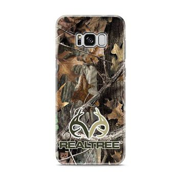 Realtree Ap Camo Hunting Outdoor Samsung Galaxy S8 | Galaxy S8 Plus case