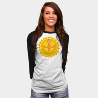 Fun In The Sun Baseball Tee By Noondaydesign Design By Humans