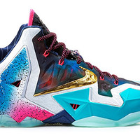 Nike Lebron 11 'What The'