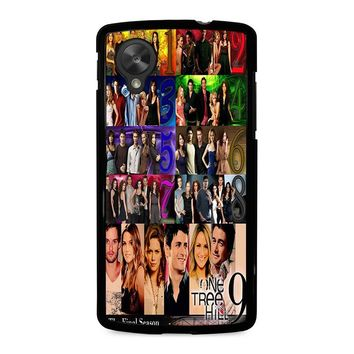 ONE TREE HILL Nexus 5 Case Cover