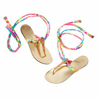 Harbor Wrap Sandal | 24766 | Lilly Pulitzer