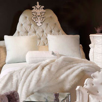 Haute House Montserrat Upholstered Bed - Beds - Bedroom & Bath - Furniture - PoshLiving