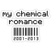 My Chemical Romance 8 Bit Band Tee