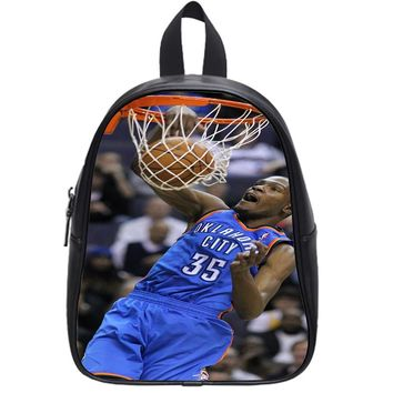 Okc Thunder (Kd Dunk) School Backpack Small