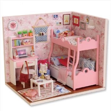 DIY Dollhouse - Girl's Bedroom- 👧🏼👧🏻👧🏽👧🏾🏆