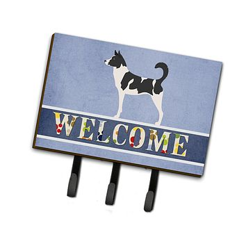 Canaan Dog Welcome Leash or Key Holder BB8329TH68