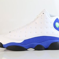 BC SPBEST Nike Air Jordan Retro 13 Hyper Royal White Black 414571-117 (NO Codes)