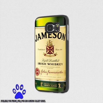 Jameson Irish Whiskey for iphone 4/4s/5/5s/5c/6/6+, Samsung S3/S4/S5/S6, iPad 2/3/4/Air/Mini, iPod 4/5, Samsung Note 3/4 Case * NP*