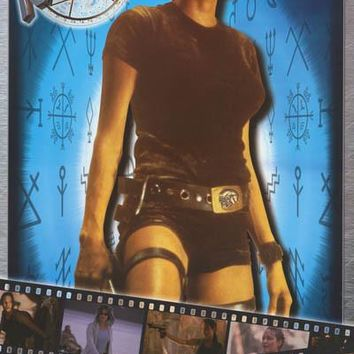 Tomb Raider Angelina Jolie Movie Poster 22x34