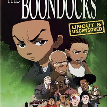Regina King & John Witherspoon - The Boondocks: Season 3
