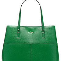 Kate Spade Grand Street Gabriel Sprout Green ONE
